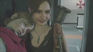 Resident Evil 2 Remake Glitches - 1.03 Sewer Skip & Claire Skip to Orphanage (Speedrun Glitch)