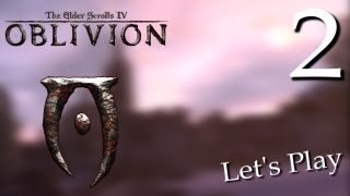Прохождение The Elder Scrolls IV: Oblivion с Карном. Часть 2