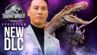 NEW DLC - SECRETS OF DR. WU! TROODON! HYBRIDS! | Jurassic World: Evolution DLC News
