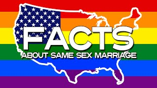 Facts About Same Sex Marriage! #MarriageEquality
