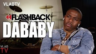 DaBaby on the Success He Had in the Streets Before Rap (Flashback)