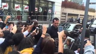 Selena Gomez Meet Her Fans At Paris.NRJ Radio.-28/09/2015