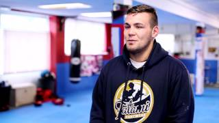 Jack Marshman interview | Cage Warriors 69: Super Saturday