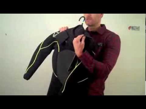 aab59e8f6c Xcel Drylock Mens Winter Wetsuit Review 2014 - YouTube