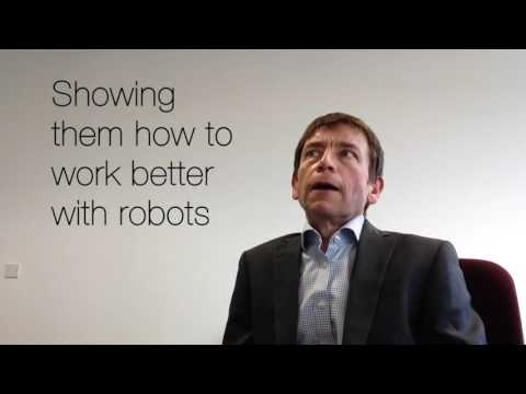 Atos End-to-End Consulting Approach to Automation and Robotics