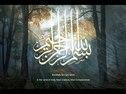 Beautiful Quran Recitations By Abdul Rahman Mosad