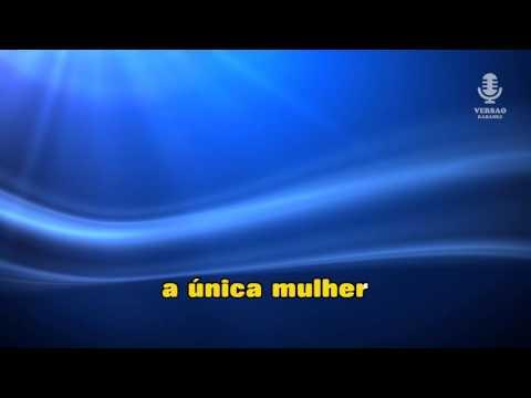 ♫ Karaoke TU ÉS A MULHER - C4 Pedro