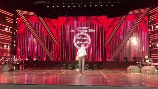 Danh ca Tuấn Vũ hát tập liveshow Vượng Râu - Chuyện Tình Không Dĩ Vãng Hay Khỏi Phải Chê