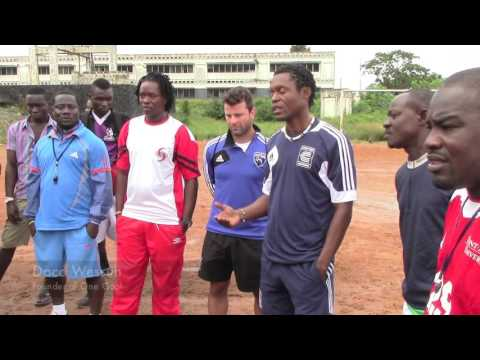 One Goal Liberia Trip