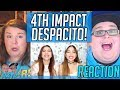 Luis Fonsi, Daddy Yankee - Despacito ft. Justin Bieber (4th Impact Cover) REACTION!! 🔥