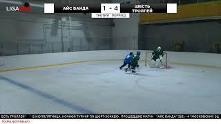 Шорт хоккей. Ночной турнир. Лига Про. 12 июля 2019 г