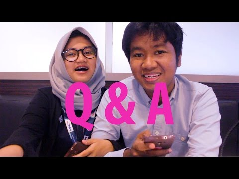 Q AND A YANG WOW SUNGGUH MENCENGANGKAN