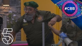 Donald Trump enters the CBB House | Celebrity Big Brother 2018