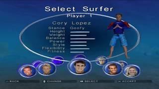 Sunny Garcia Surfing (PS2) w/ Gizmo