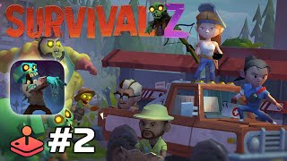 Apple Arcade - Survival Z - PvZ Style Gameplay Walkthrough Part 2