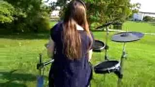 DJ remix Alsn Walker The Spectre Drum Cover By Thekays