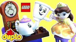 LEGO DUPLO Disney Princess Belle´s Tea Party 10877 Building Kit