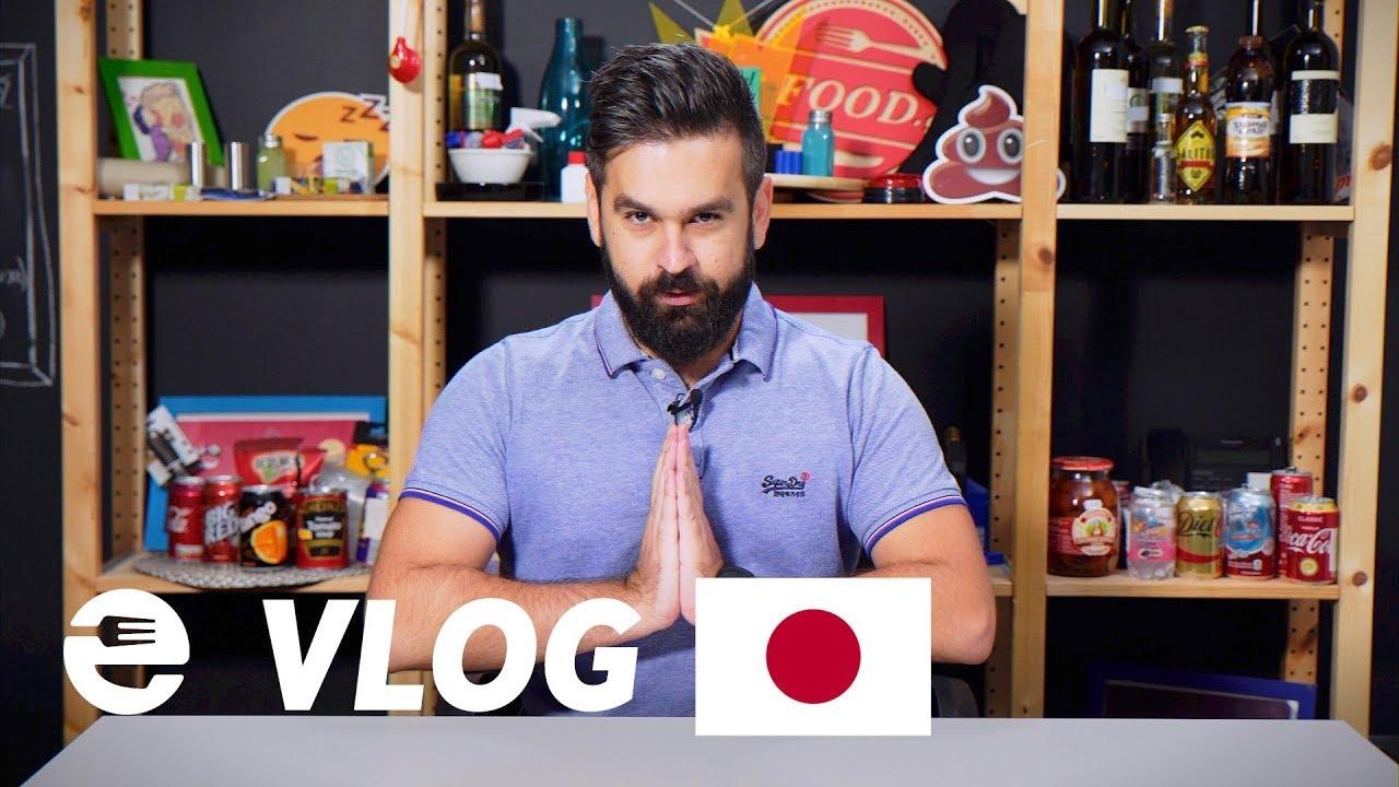 Φαγητα από την Ιαπωνία #FoodChallenge [S04E42]