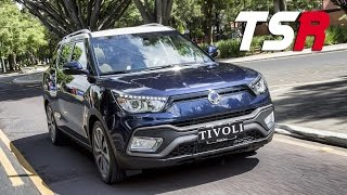 Test Drive SsangYong  Tivoli XLV 2016
