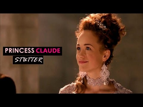 stutter | princess claude.