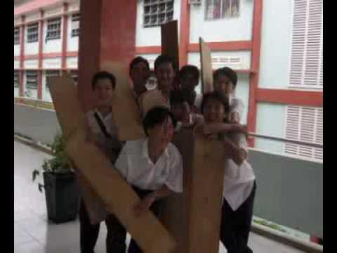 12L (2002-2005) Trường THPT chuyên Hùng Vương - BD - VN