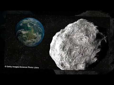 Truck-sized asteroid five times faster than quickest plane EVER approaching Earth in HOURS