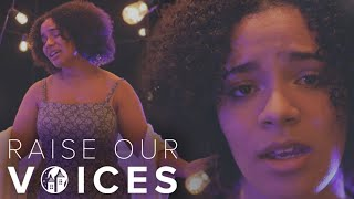 """In starlight's final raise our voices performance of 2020, elaine watson shares an inspiring rendition """"hope"""" by emeli sandé. this two-time blue star awar..."""
