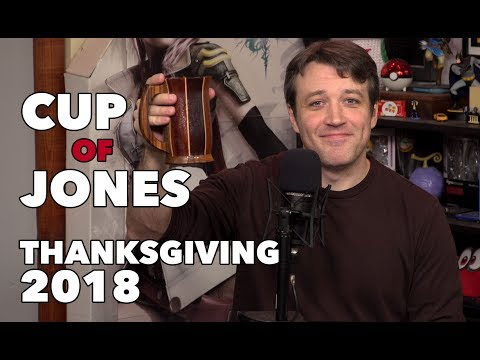 Cup of Jones - Thanksgiving 2018