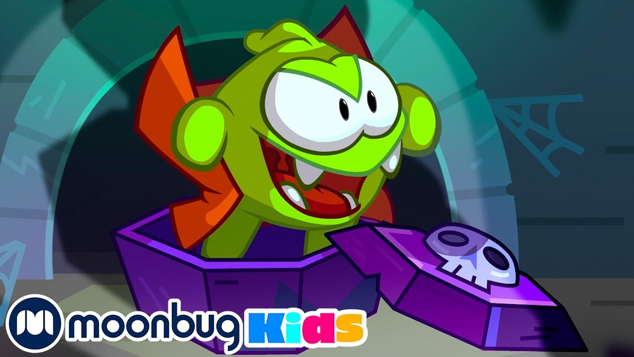 Om Nom Stories - Halloween Horror Story! | Cut The Rope | Funny Cartoons for Kids & Babies