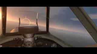 CFS3 Spitfires vs Bf 109s