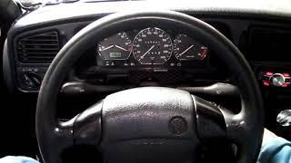 Машину тянет влево. Passat B3,B4 и др. Причины и решение.