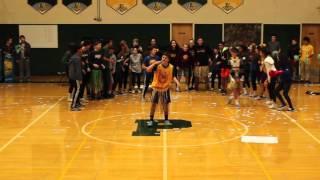 pinewood 2016 freshman lip sync