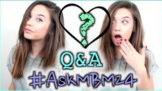 #ASKMBM24 | Online School, Frozen + Traveling! ♡ Thumbnail