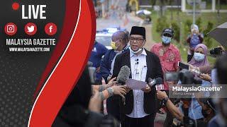 MGTV LIVE : Mohon YDP Agong Nasihati PM Supaya Letak Jawatan - NGO