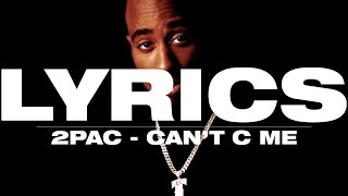 2pac can t c me   official lyric video magyar felirat