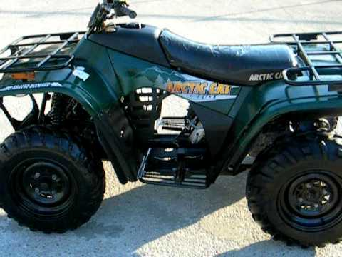 2001 ARCTIC-CAT 250 4X4 $1000 FOR SALE WWW RACERSEDGE411 COM