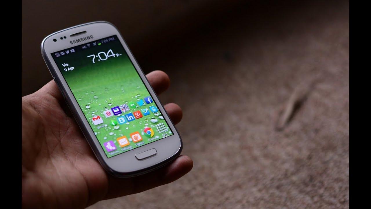 Samsung Galaxy S3 Mini - Análisis HD en Español - YouTube