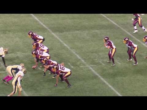 WHSFL Bowl Game - Dryden vs Portage Football