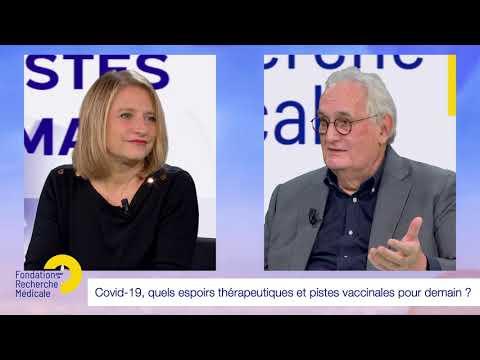 Covid-19, quels espoirs thérapeutiques et pistes vaccinales pour demain ?