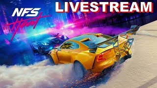 Need For Speed Heat - Live Stream - PC Ultra Settings