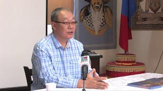 Д. Өлзийбаатар - Tүүхийн ухааны доктор, Монгол Улсын ШУА-ын Түүх, археологийн хүрээлэнгийн эрдэмтэн