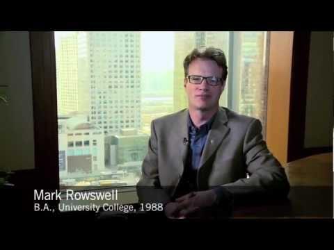 "University of Toronto: Mark ""Dashan"" Rowswell, Comedy Ambassador to China, Alumni Portrait"