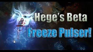 Path of Exile Act 4: Hege Beta Freeze Pulse (EB/MoM/ZO)