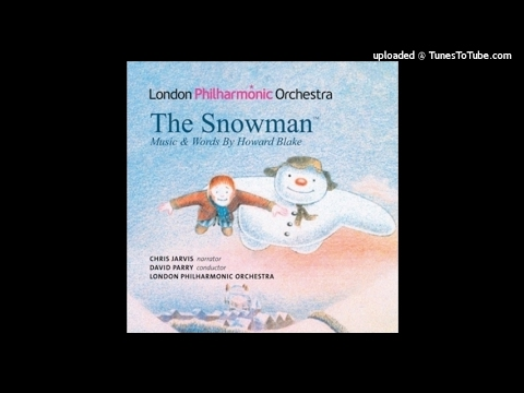 Howard Blake : The Snowman, concert version for narrator, boy soprano and orchestra Op.323 (1983)