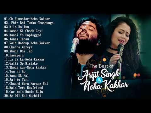 arijit-singh-&-neha-kakkar latest-songs-2019 romantic-hindi-songs-2019 audio-jukebox