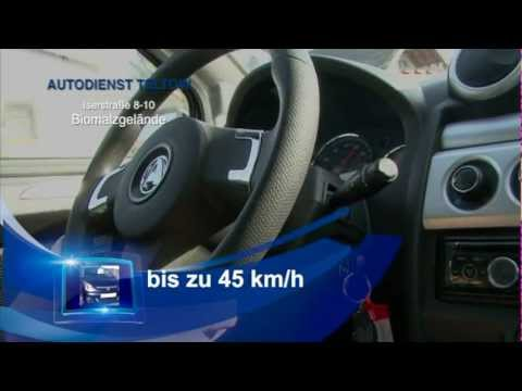werbespot 45 km h auto vom autodienst teltow youtube. Black Bedroom Furniture Sets. Home Design Ideas