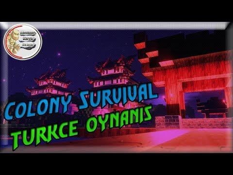 Sneferu Nun Büyük Projesi Colony Survival Bölüm 1