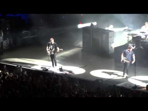Blink-182 'Feeling This' - Sydney All Phones Arena 2013
