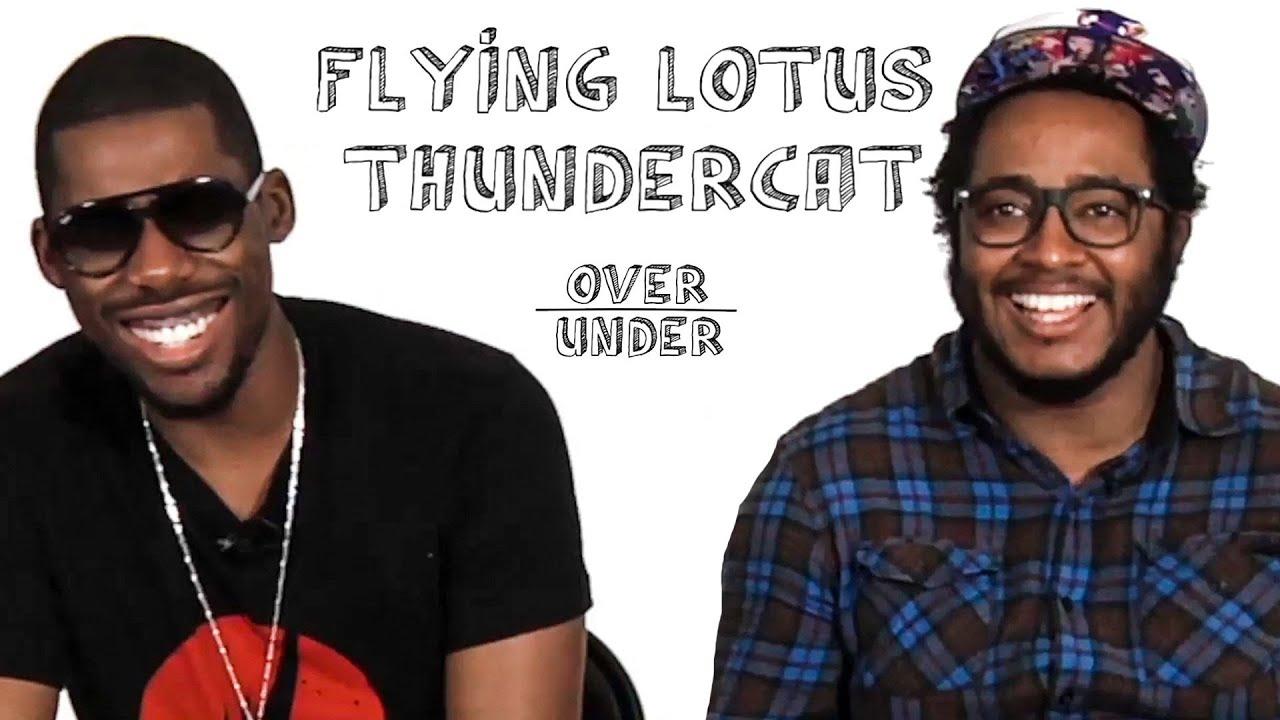 Flying Lotus Amp Thundercat Over Under Youtube