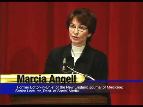 The Truth About the Drug Companies Lecture - Dr. Marcia Angell